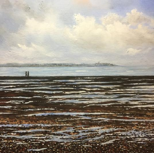 Time by ourselves, Seasalter   (*SOLD)