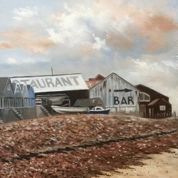 (SOLD)The Lobster Shack, Whitstable