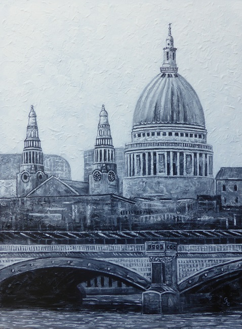 St Paul's Cathedral   (SOLD)