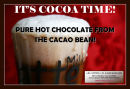 OUR COCOA TIME BANNER