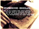 Why we stonegrind our cacao beans