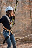 Fun Climbing in the trees