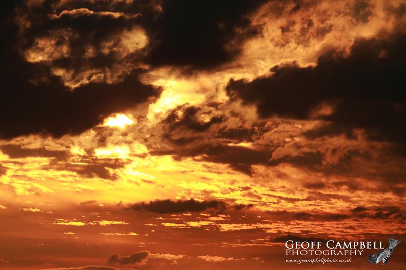 North Antrim Sky