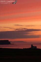 North Antrim Sunset