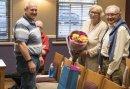 Life membership awarded to Radu Handoca