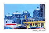#D161S - Winter evening in Toronto.