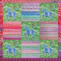 five unicorns