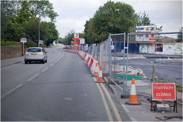 Derby Road, July