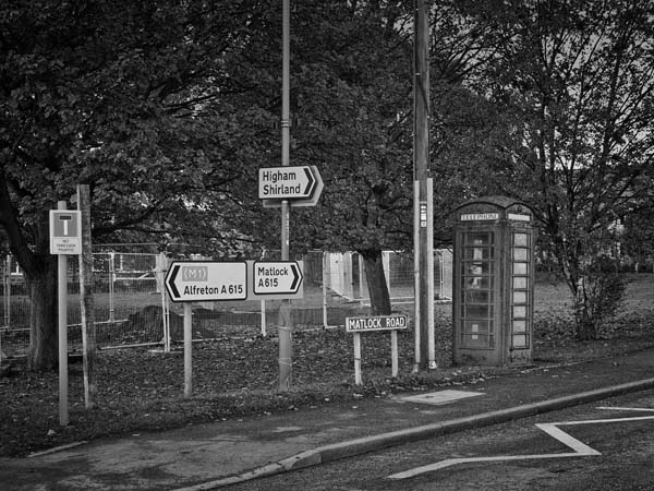Wessington, Derbyshire