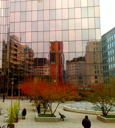 Reflections, La Defence,Paris