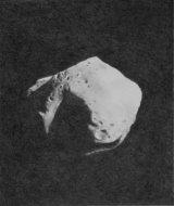 Asteroid 253 Mathilde (concept sketch)