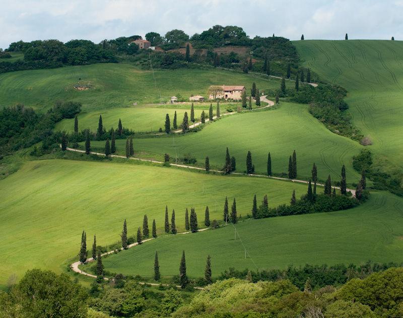 La Foce, Tuscany