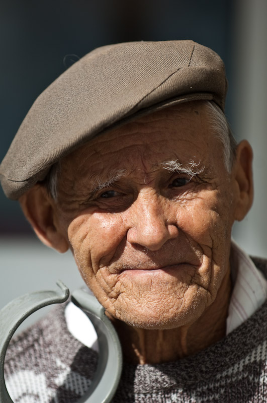 Old Gent, Madeira