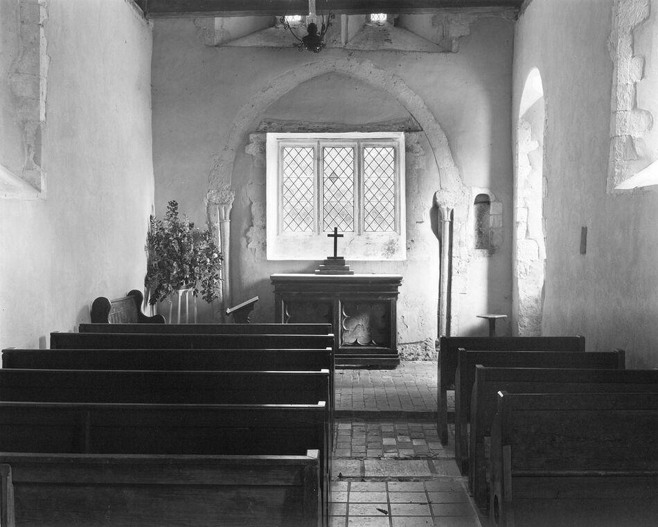 All Saints Curch, Little Somborne