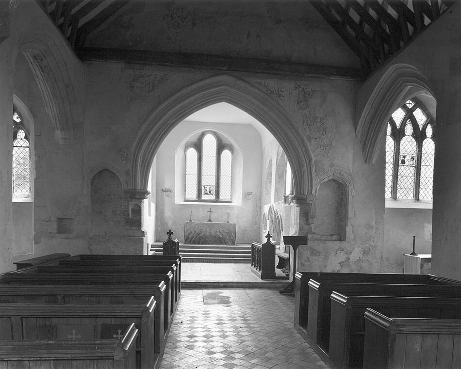 Church of St Mary the Virgin, North Stoke