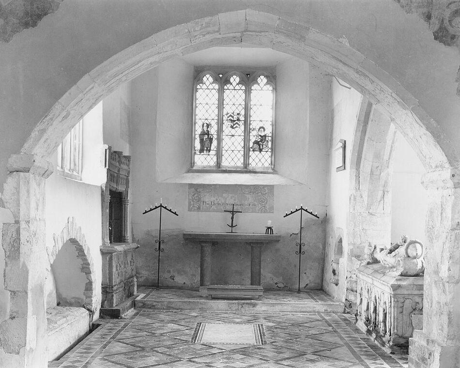 St Thomas' Church, East Shefford