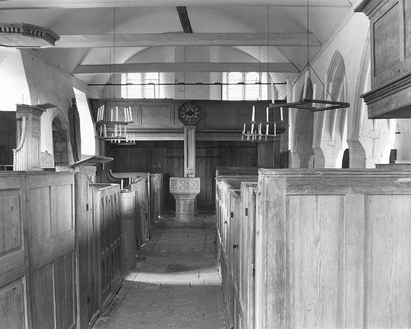 St Mary's Church, Old Dilton
