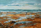 LOW TIDE,AUTUMN
