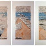 202-Levante Gibraltar Triptych