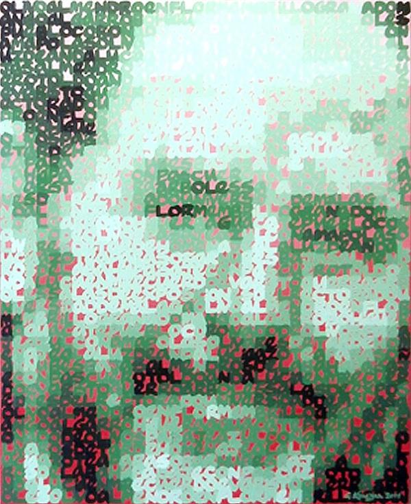 206-Un Retrato de Evaristo Guerra como Arboles