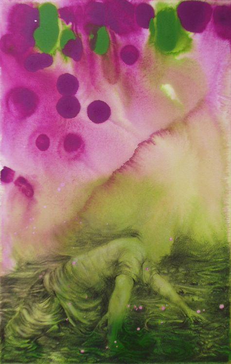 purple green dream