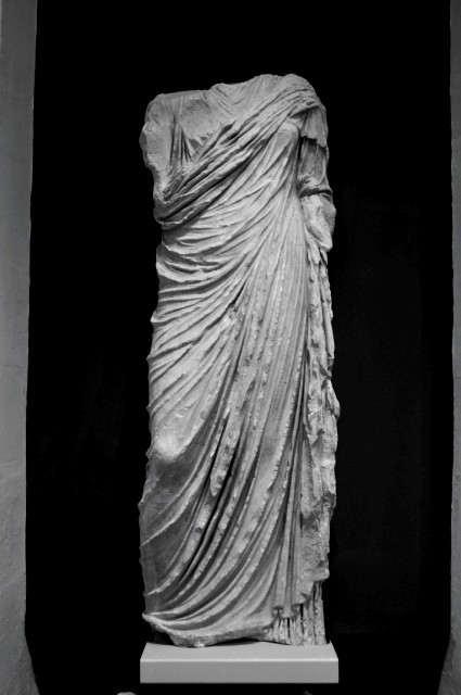 Roman Statue, Museum of Archaeology, Gozo