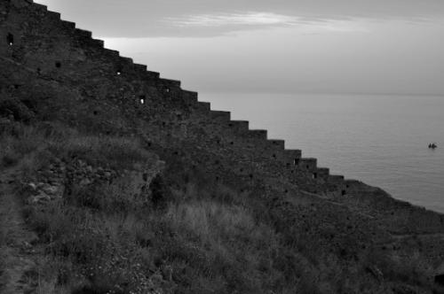 Town walls, Monemvasia