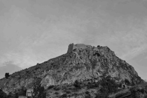 Palamidi Castle, Nafplion