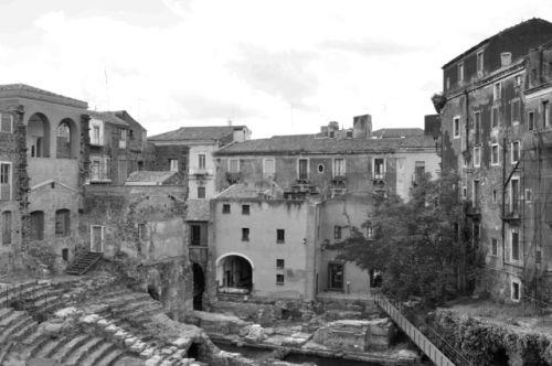 Greek Theatre, Catania