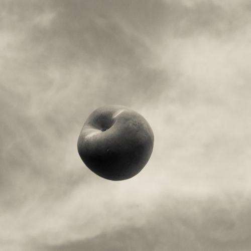 Peach in space