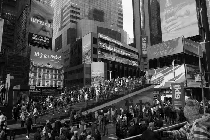 Times Square, Midtown, Manhattan