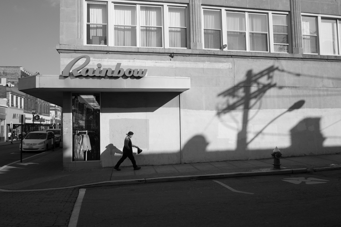 Corner Bergenline Avenue and 35th Street, Union City, New Jersey