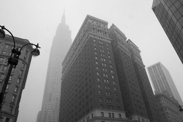 Corner 34th Street and Broadway, Midtown, Manhattan