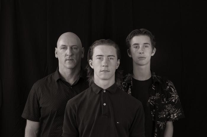 Brendan, Ryan and Connel