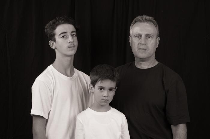Adrian, Ryan and Rick