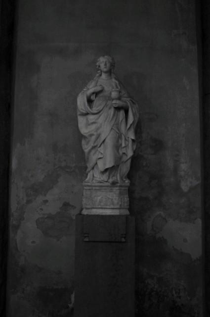 Syracusa Duomo, Interior