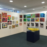 Bananas Art Group at Art as Therapy Exhibition, 2015 (continued)