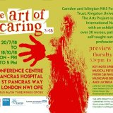 The Art of Caring 2018 official flyer