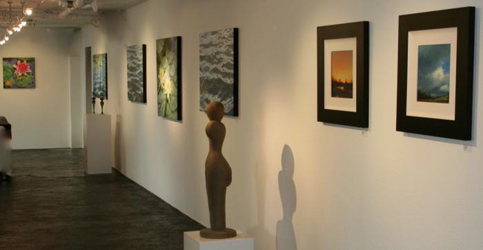 Halde Galerie, Widen, Switzerland