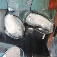 swimsuit, 50x70x1.6cm, acrylic on canvas, 2013