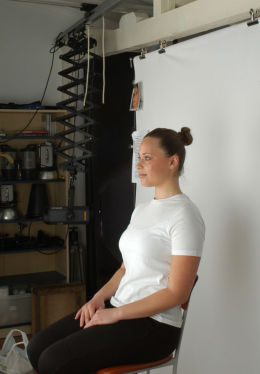 Studio Photography, The Ditchling Studio, nr Lewes, Sussex