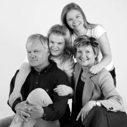 Family Portrait Photography, The Ditchling Studio, nr Lewes, Sussex