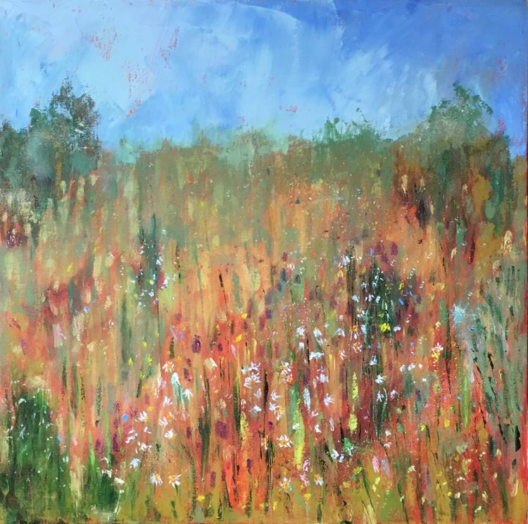 Wild Flower Meadow-Summer