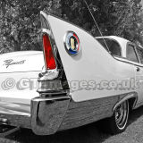 1960 Plymouth Fury Tail Fin