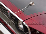 69 Mustang Hood Pin and Grille