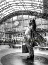 Admiration - Sir John Betjeman At St. Pancras
