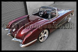 Corvette C1 Rear