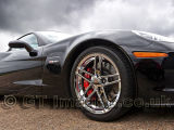 Corvette Z06 Chrome Wheel