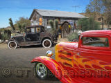 Hot Rod on Route 66