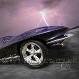 Lightning Fast-Corvette Stingray